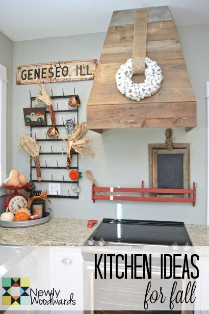 Adventures In Decorating Our Fall Kitchen: 43 Best Images About Dream Kitchens On Pinterest