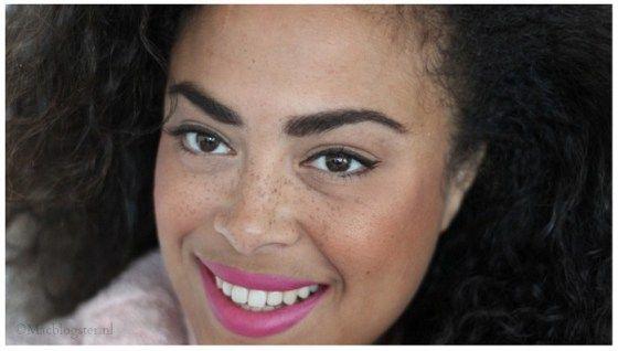 MiMax make-up voor getinte en donkere vrouwen