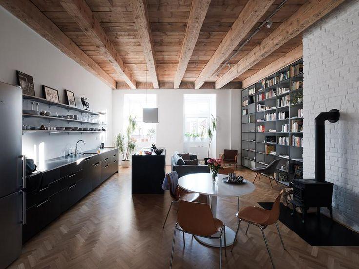TRN - rekonštrukcia bytu v Trnave   Archinfo.sk