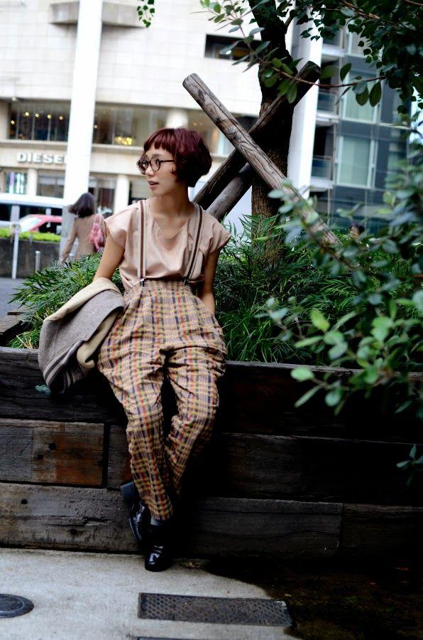 ICCHO STYLE BLOG -TOKYO STREET FASHION MAGAZINE -: snap