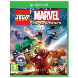 Lego Marvel Super Heroes Game Xbox One
