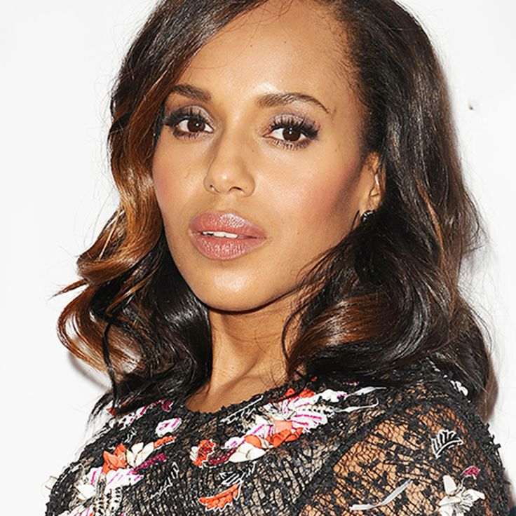 We spoke to Scandal actress Kerry Washington about skincare, wellness, and what beauty really means.