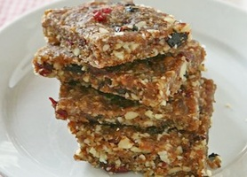 high magnesium breakfast recipes - gaps