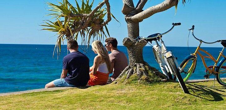 Family bike rides in Sunshine Coast   http://sunshinecoastlifestyle.com.au/activities/active-in-autumn-4-family-bike-rides-on-the-sunshine-coast