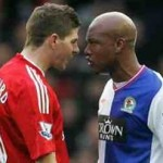 'Nobody Is More Egotistical Than Steven Gerrard' – El Hadji Diouf Lets Rip On His Former Captain