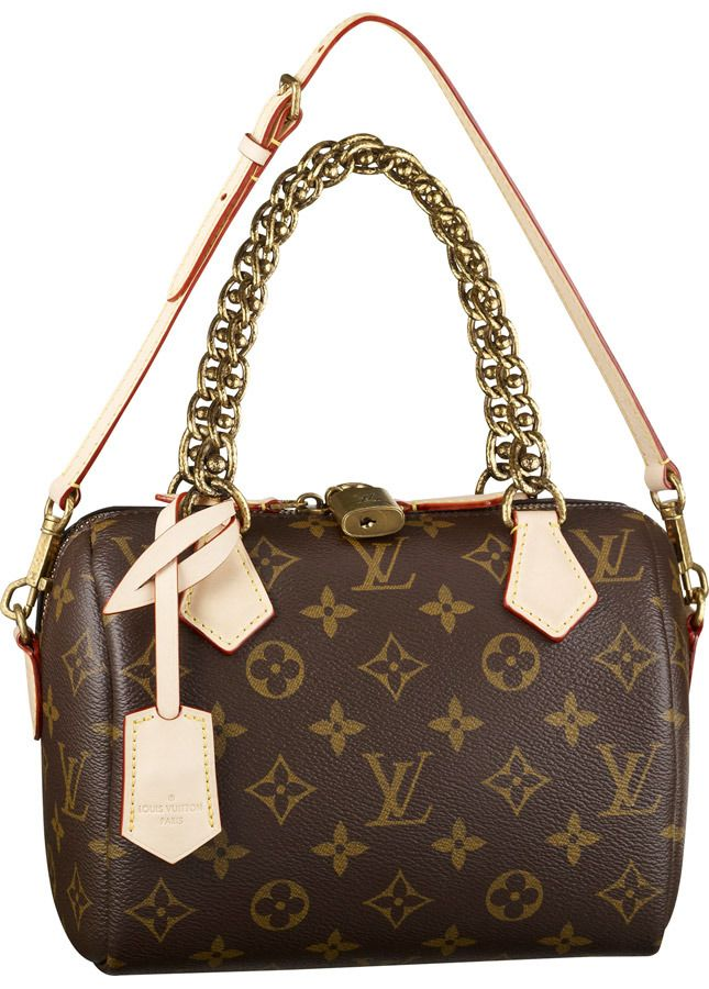 Louis Vuitton Bag With Chain Handles 2017 Purses Handbags Diy Trended Fashion