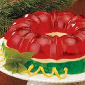 christmas jello recipes cream cheese