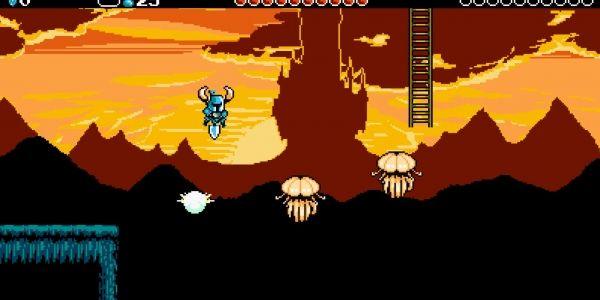 Shovel Knights intro level is the best tutorialweve ever seen - Shovel Knight comes out in two days, but Ive had the benefit of playing it since last week. A lot of the game has impressed me. In the sea of retro side-scrolling