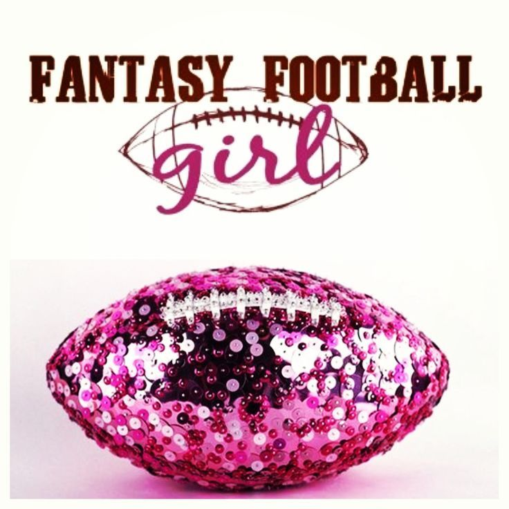 Ladies: beat the guys at their own game, but also do it in style with one of these fantasy football team names for girls #fantasyfootballteamnames #fantasyfootball