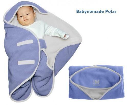 Este Babynomade es una mantita o sacomultifuncional ideal para abrigar al bebé manteniéndolo calentito y confortable. Como se puede aprecia...