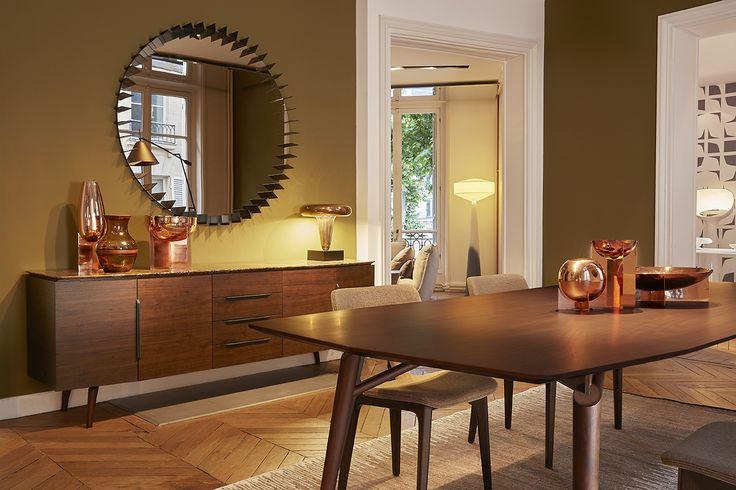 Roche Bobois - Designer's Days Paris 2015 #interiordesign #livingroom #ideesdeco #rochebobois #ddays2015