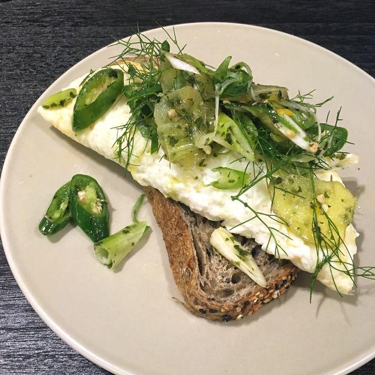White egg omelette
