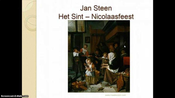 Geschiedenis Sinterklaas