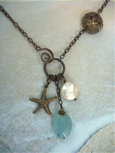 Beautiful jewelry handmade...I have purchased this necklace and an anklet...high quality and stunning (: