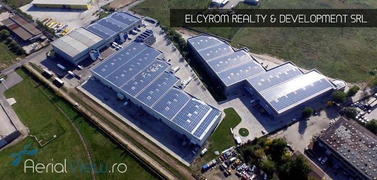 APOLLO LOGISTICS CENTER, Bucuresti - Complex industrial cu spatii de depozitare moderne ! http://www.aerialview.ro