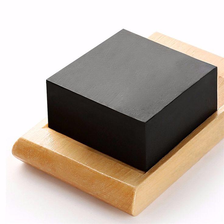 1Pcs Bamboo Charcoal Handmade Soap Blackhead Remover Acne Treatment Oil Control Treatment Skin Care Natural Skin Whitening Soap