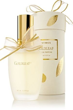 Ah! The perfume of dreams! I feel quite unique when I wear this. Because it is from a specialty shop (Thymes), I feel that not too many other women are wearing it. It's like dusty crushed flowers.