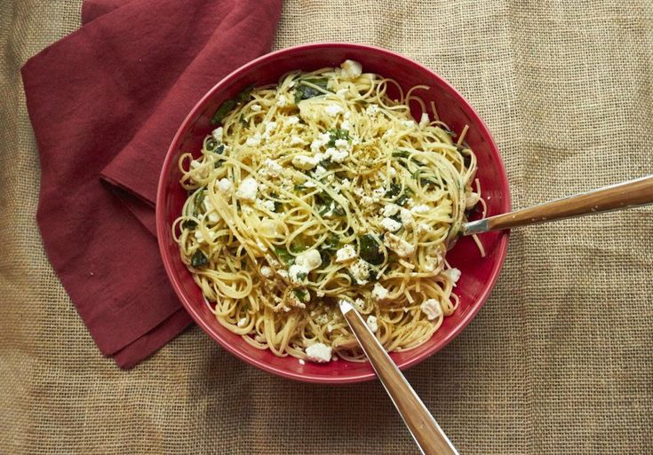 Pasta makes you fat? Fuhgeddaboudit! Study says eating pasta could help with weight loss
