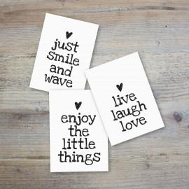 Image of Cartes postales Joy