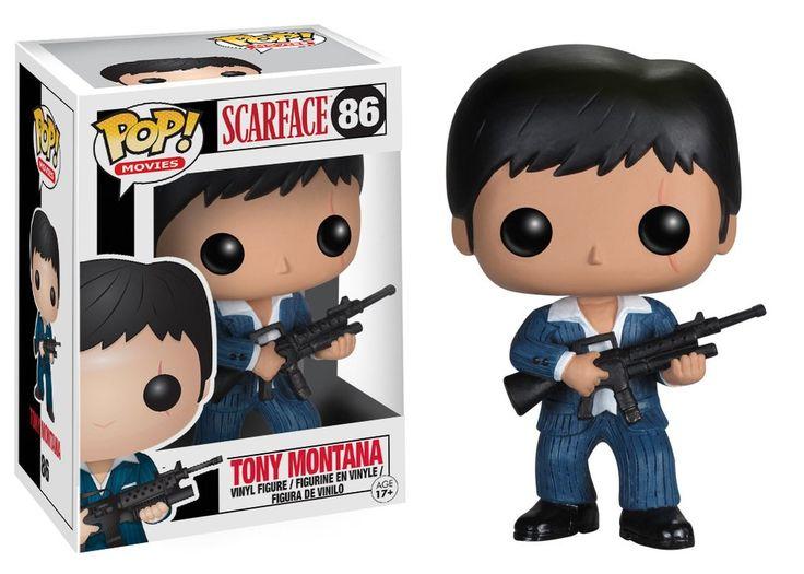 Pop! Movies: Scarface - Tony Montana