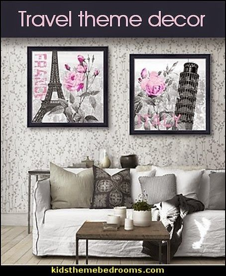 Decorating Theme Bedrooms   Maries Manor: Travel Theme Decorating Ideas    Global Decor   World Part 81