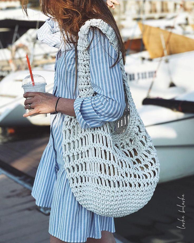 135 отметок «Нравится», 3 комментариев — ВЯЗАНИЕ❤Anastasia Asanova (@lavka_bulavka) в Instagram: «Новость с пометкой ! важно!всем тем , кому запала в душу данная модель сумки рассказываю 12…»