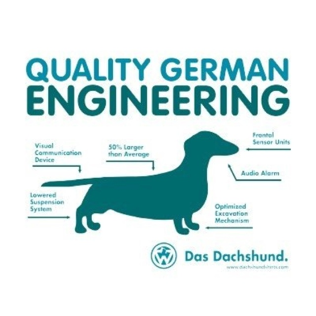 For all the Dachshund lovers :)