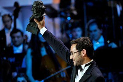 La Semana de Cine de Medina del Campo entregará su roel de Actor del Siglo XXI al murciano Carlos Santos, premio Goya al actor revelación http://www.revcyl.com/web/index.php/cultura-y-turismo/item/8792-la-semana-de