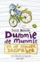 Recensie van Jelle over Tosca Menten – Dummie de Mummie en de gouden scarabee (Dummie de mummie 1) (5e recensie) | http://www.ikvindlezenleuk.nl/2016/01/tosca-menten-dummie-de-mummie-en-de-gouden-scarabee-5erecensie/