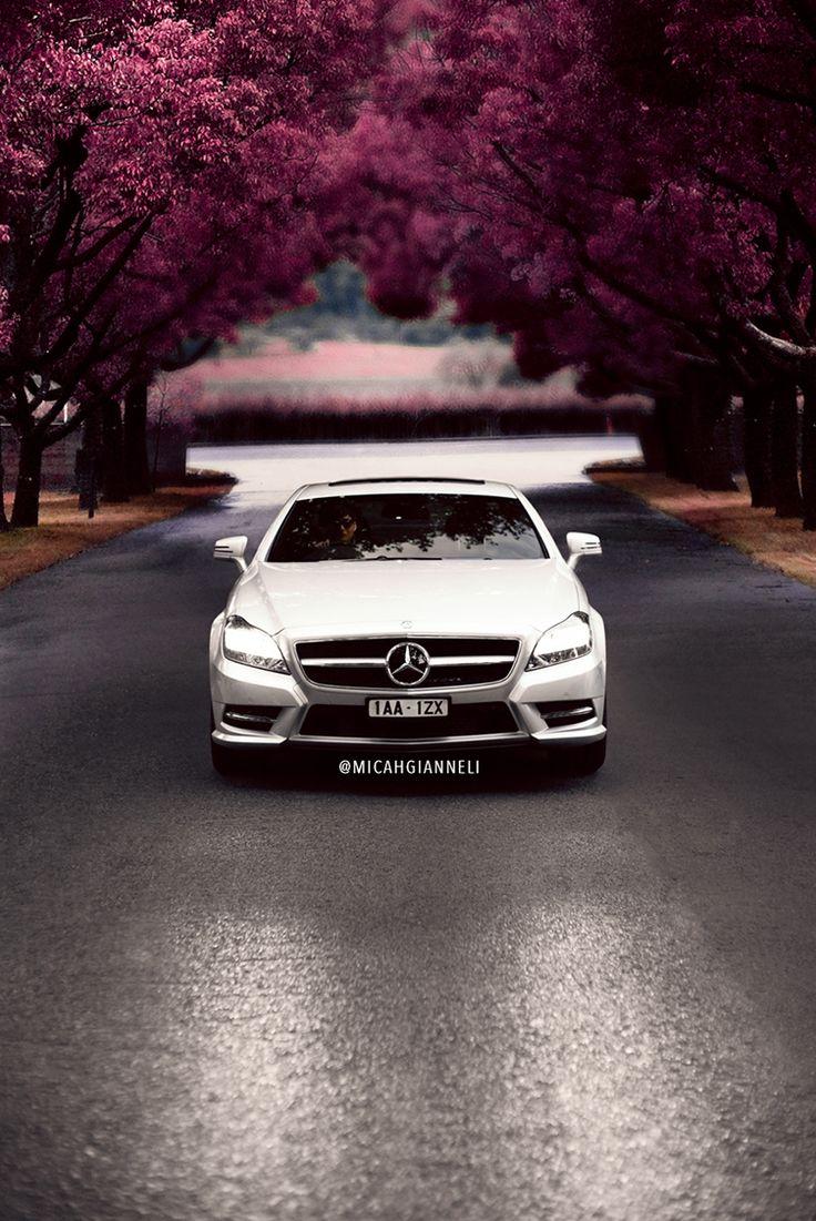 Mercedes benz cls editorial campaign review