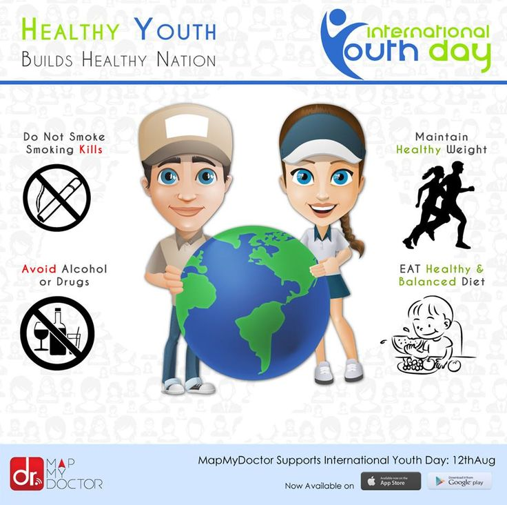 International Youth Day!