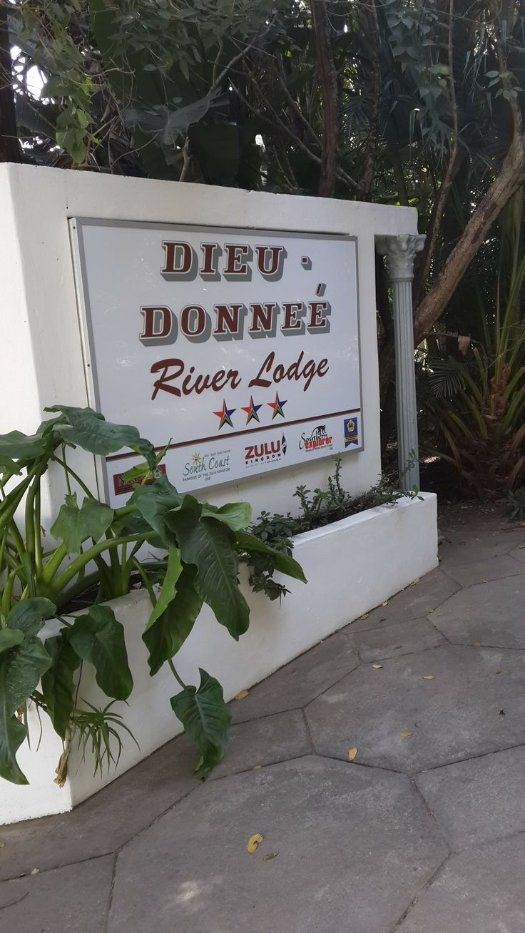 Dieu Donnee River Lodge in Port Shepstone