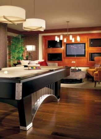 Attic Ideas Hangout Home Theaters