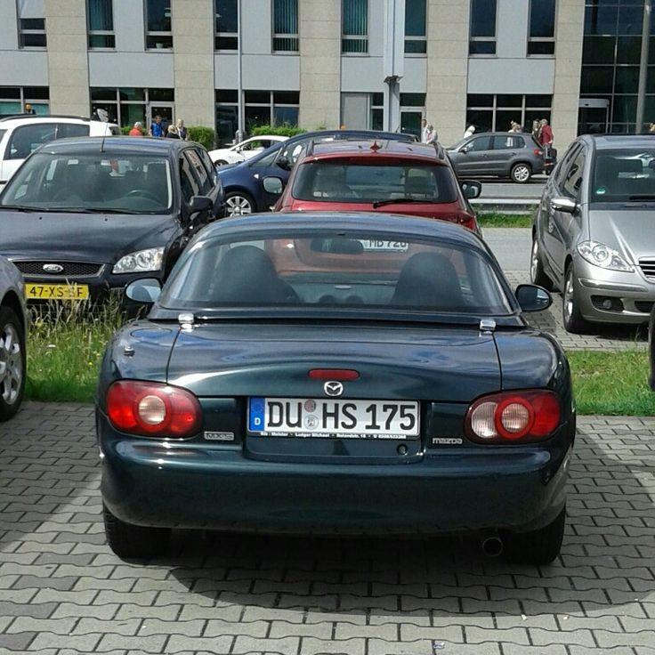 Mazda MX5 / Airport Weeze