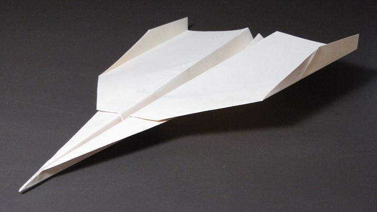 Just made it and the kids love it!!!  Paper Planes - How to make a Paper Airplane that Flies Far - Paper Airpl...