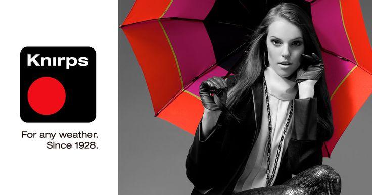 『クニルプス』 ドイツで生まれた 折りたたみ傘の代名詞 質実剛健なドイツ人が認めた確かな品質とモダンなデザインが融合した折りたたみ傘ブランドKnirps(クニルプス)。ドイツ語では