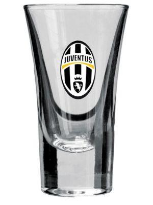 Zestaw trzech kieliszków z logo Juventusu Turyn, prawdziwej legendy włoskiej i europejskiej piłki. Oglądajcie mecze Juve w Serie A i Lidze Mistrzów, popijając z przyjaciółmi ulubione trunki z kieliszków w barwach tej słynnej drużyny.