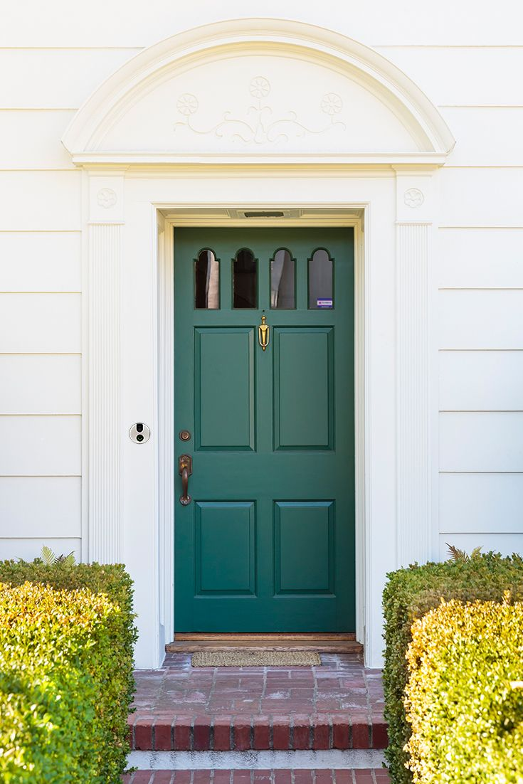 34 best curb appeal images on pinterest kerb appeal entrance something as simple as painting your front door can have a huge impact on how easily you selllet your property which front door colours should you choose rubansaba
