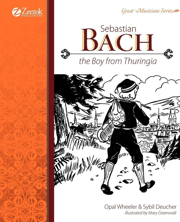 Hey Kids, Meet Johann Sebastian Bach - Making Music Fun