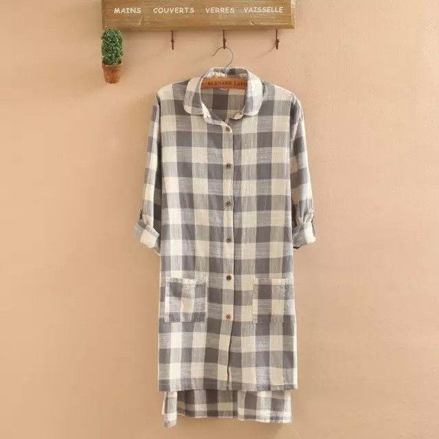 Homework Checklist Shirt Dress