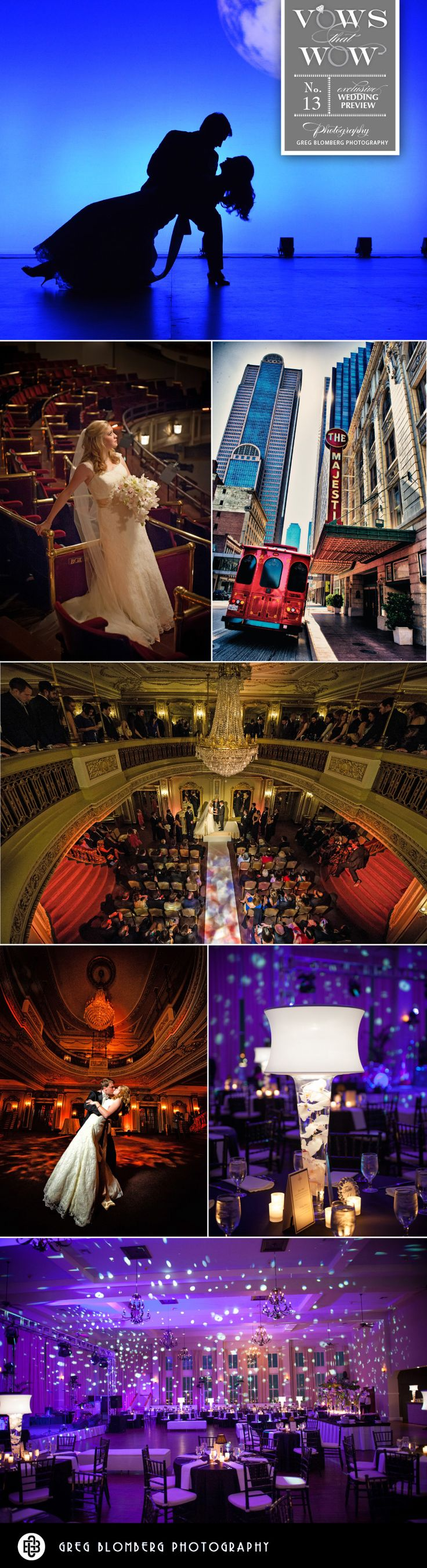 17 Best Ideas About Theatre Wedding On Pinterest