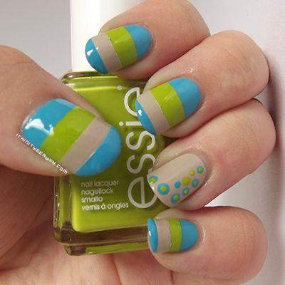 Ithinity Beauty ~  #nail #nails #nailart