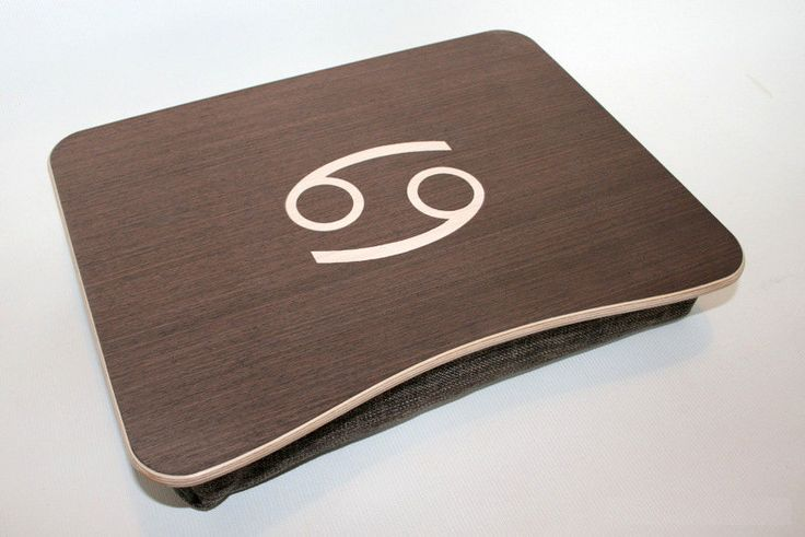 Laptop+Tray+-+Knietablett+aus+Holz++von+Holzfreude+auf+DaWanda.com