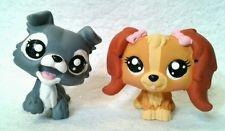 Tramp & Lady * OOAK Custom Littlest Pet Shop