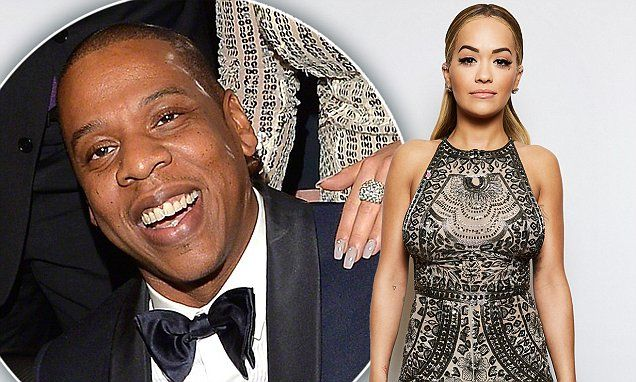 Rita Ora is suing Jay Z's record label Roc Nation