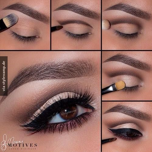 Profi Make-Up Tutorial!!