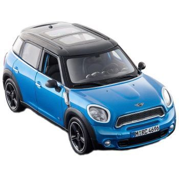 Maisto Mini Countryman Diecast Model Araba 1:24 S/E Mavi