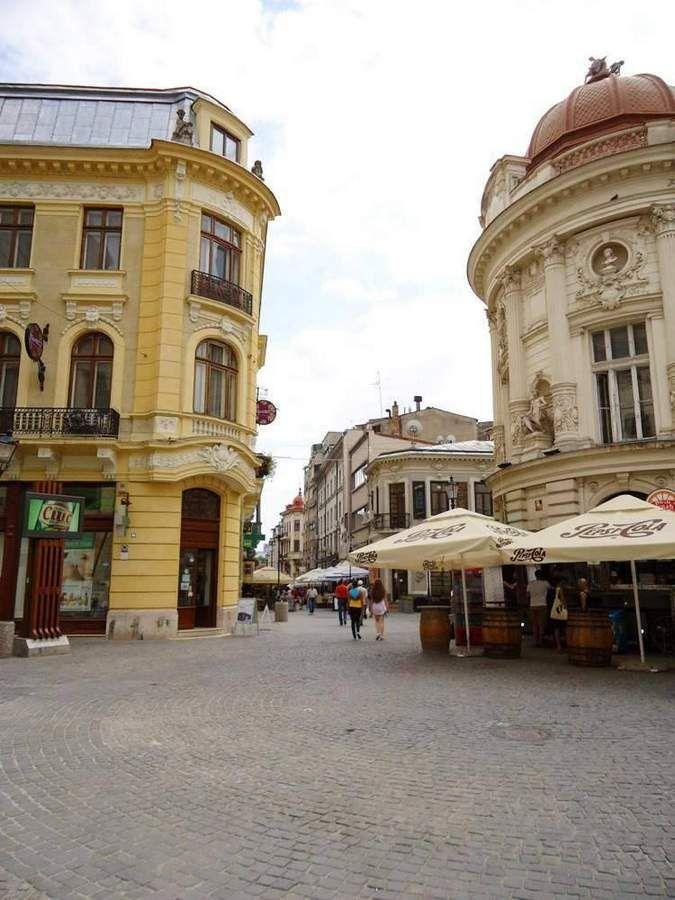 Lipscani Street in Centru Vechi #Lipscani #Bucharest