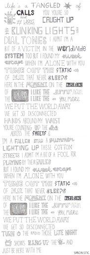 DISCONNECTED / 5SOS this is one of my fav songs off the EP