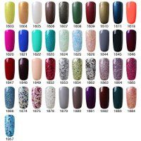 Elite99 Pick Any 8 Colors Soak Off Gel Nail Polish UV LED Color Nail Art Gift Set